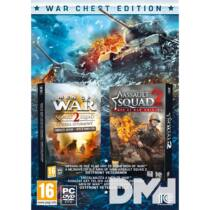 Men of War: Assault Squad 2 Complette Edition + Assault Squad 2 : Men of War Origins -War Chest PC játékszoftver