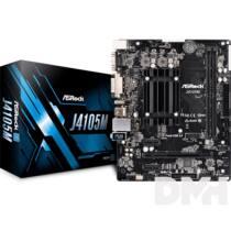 ASRock J4105M Intel J4105 mATX alaplap