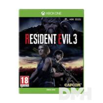 Resident Evil 3 XBOX One játékszoftver