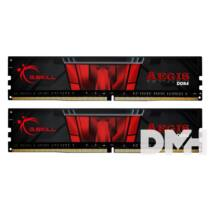G.Skill 16GB/3000MHz DDR-4 Aegis fekete (Kit 2 db 8GB) (F4-3000C16D-16GISBB) memória