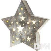 Retlux RXL 349 fa csillag dekoráció
