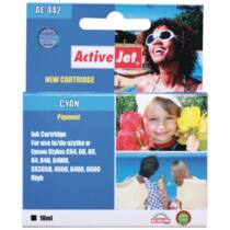ActiveJet tinta, AE-442N   Cyan   18 ml   Chip   Epson T0442