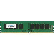 Crucial 4GB DDR4 2400MHz CL17 Unbuffered DIMM