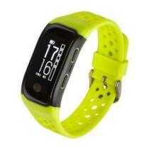 Smartband, Garett Fit 20 GPS Zöld Okoskarkötő