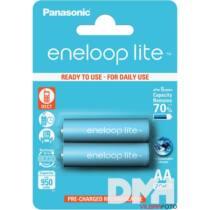 Panasonic Eneloop Lite AA 950mAh ceruza akkumulátor 2db/bliszter