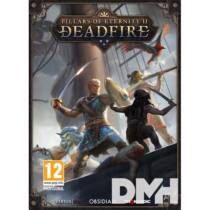 Pillars Of Eternity II - Deadfire PC játékszoftver