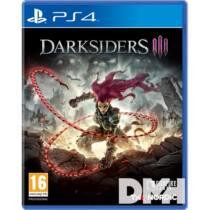 Darksiders 3 PS4 játékszoftver