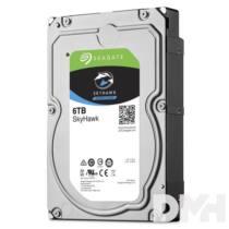 "Seagate SkyHawk 3,5"" 6000GB belső SATA III 7200RPM 256MB winchester"