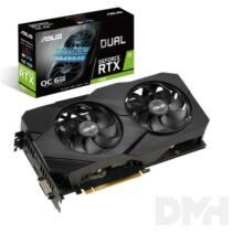 ASUS DUAL-RTX2060-O6G-EVO nVidia 6GB GDDR6 192bit PCIe videokártya
