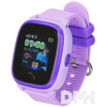 Garett Kids 4 lila GPS-es okosóra