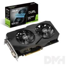 ASUS DUAL-GTX1660S-6G-EVO nVidia 6GB GDDR6 192bit PCIe videókártya