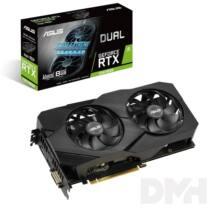 ASUS DUAL-RTX2060S-A8G-EVO-V2 nVidia 8GB GDDR6 2562bit PCIe videokártya