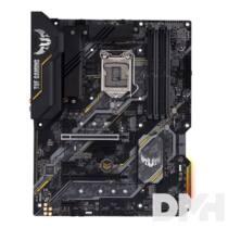 ASUS TUF GAMING B460-PLUS Intel B460 LGA1200 ATX alaplap
