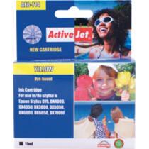 ActiveJet tinta, AEB-714N | Yellow | 15 ml | Chip | Epson T0714