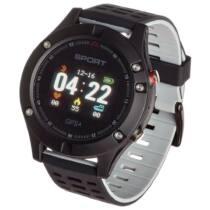 Smartwatch, Garett Sport 25 GPS Fekete Okosóra