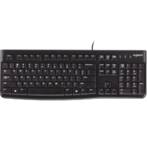 Logitech® Keyboard K120 for Business - DE
