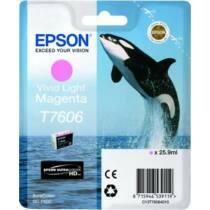 Ink Epson Singlepack Vivid Light Magenta | SureColor SC-P600