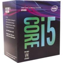 Intel Core i5-8400, Hexa Core, 2.80GHz, 9MB, LGA1151, 14nm, BOX
