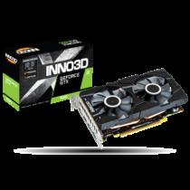INNO3D GeForce GTX 1660 TWIN X2, 6GB GDDR5, HDMI, 3xDP