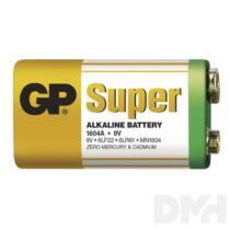GP Super alkáli 9V 1db/zsugor