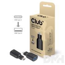 CLUB3D USB 3.1 Type C - USB 3.0 Type A adapter