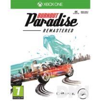 Burnout Paradise Remastered XBOX One játékszoftver