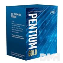 Intel Pentium 3,70GHz LGA1151 4MB (G5400) box processzor