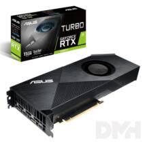ASUS TURBO-RTX2080TI-11G nVidia 11GB GDDR6 352bit PCIe videokártya