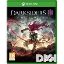 Darksiders 3 XBOX One játékszoftver