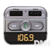 SAL FMBT PRO Bluetooth telefon kihangosító és FM transzmitter