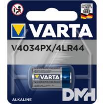 Varta V4034PX (4LR44) 6V alkáli fotó- és kalkulátorelem 1 db/bliszter