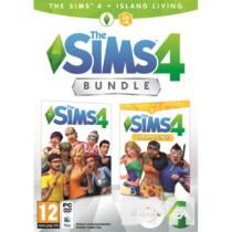 The SIMS 4 + Island Living PC játékszoftver