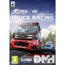 FIA European Truck Racing Championship PC játékszoftver