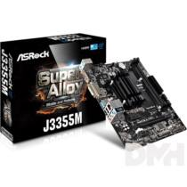 ASRock J3355M Intel J3355 mATX alaplap