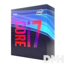 Intel Core i7 3,00GHz LGA1151 12MB (i7-9700F) box processzor
