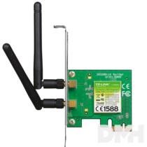 TP-Link TL-WN881ND Vezeték nélküli 300Mbps PCI-E adapter