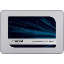 Crucial MX500 SSD , 2.5'', 250GB, SATA/600, 3D NAND