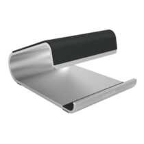 LOGILINK - Jaw aluminum stand for smartphone and tablet, max. 8 kg