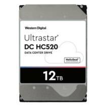 Western Digital Ultrastar DC HC520, 3.5', 12TB, SATA/600, 7200RPM ~ WD121KRYZ
