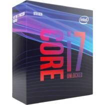 Intel Core i7-9700K, Octo Core, 3.60GHz, 12MB, LGA1151, 14nm, BOX