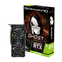 GAINWARD GeForce RTX 2060 SUPER GHOST, 8GB GDDR6, DP, HDMI, DVI-D