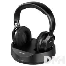 Hama 131957 Thomson WHP3001B vezeték nélküli fekete fejhallgató