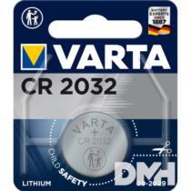 VARTA CR2032 lítium gombelem 1db/bliszter