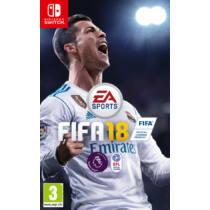 FIFA 18 SWITCH CZ/SK/HU/RO