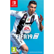 FIFA 19 SWITCH CZ/SK/HU/RO