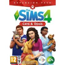 THE SIMS 4 CATS & DOGS (EP4) PC HU