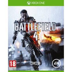 Battlefield 4 XONE játékszoftver
