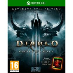 Diablo 3 Ultimate Evil Ed. XONE játékszoftver