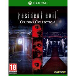 Resident Evil Origins CollectionXONE játékszoftver