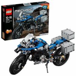 LEGO Technic 42063 BMW R 1200 GS Adventure Motorkerékpár